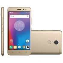 Smartphone Lenovo Vibe K6, 32GB, Dual Chip, 13MP, 4G, Dourado - K33B36 - lenovo