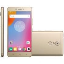 Smartphone Lenovo Vibe K6 Plus, 32GB, Dual Chip, 16MP, 4G, Dourado - K53B36 -