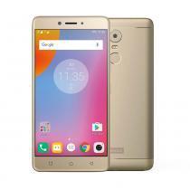 Smartphone Lenovo Vibe K6 Plus Dourado - Lenovo