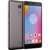 "Smartphone Lenovo Vibe K6 Plus Dual Chip Android Tela 5.5"" 32GB 4G Câmera 16MP - Grafite -"