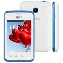 Smartphone LG D100 L20 Single LGD100 ABRAWS Tela 3 Android 4.4 Câmera 2MP -