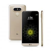 Smartphone lg g5 se - dourado -