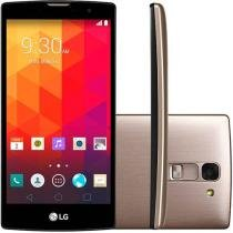 """Smartphone LG Prime Plus TV 8GB Dual Chip 3G - Câm. 8MP Tela 5"""" Proc. Quad Core Cartão 8GB"""