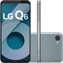 Smartphone lg q6 platinum -
