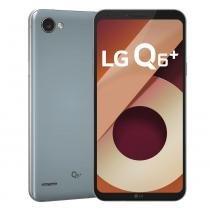 Smartphone LG Q6 Plus M700TV Platinum -