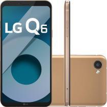 Smartphone lg q6 rose gold -