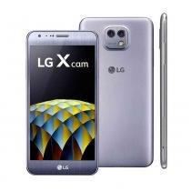 Smartphone LG X Cam Titânio - LG