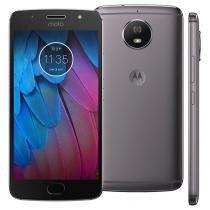 Smartphone Moto XT1792 G5S Platinum 32 GB - Motorola