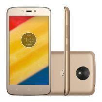 Smartphone Motorola Moto C Plus 16GB Tela 5 Polegadas Android Wi-Fi 4G -