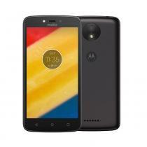 Smartphone Motorola Moto C Plus 16GB XT1726 Preto -