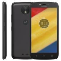 Smartphone Motorola Moto C Plus XT1726, 16GB, 5, Android 7.0, 8MP - Preto -