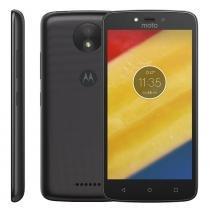Smartphone Motorola Moto C Plus XT1726 Preto -