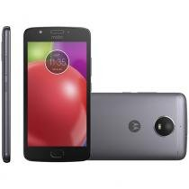 Smartphone Motorola Moto E4, 16GB, Dual, 8MP, 4G, Titânio - XT1763 -