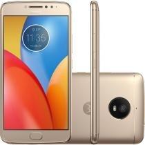 """Smartphone Motorola Moto E4 Plus 5.5"""" 13Mp 16Gb - Ouro -"""