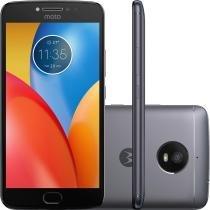 Smartphone Motorola Moto E4 Plus XT1773 Titanium - Motorola