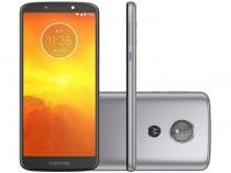Smartphone Motorola Moto E5 16GB Platinum - Dual Chip 4G Câm 13MP + Selfie 5MP Flash Tela 5.7""