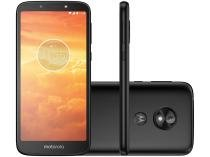 "Smartphone Motorola Moto E5 Play 16GB Preto 4G - Quad Core 1GB RAM Tela 5,34"" Câm. 8MP + Selfie 5MP"