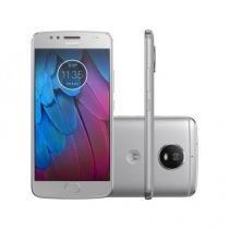 "Smartphone Motorola Moto G 5S Dual Chip Android 7.1.1 Nougat Tela 5.2"" Snapdragon 430 32GB 4G Câmera -"