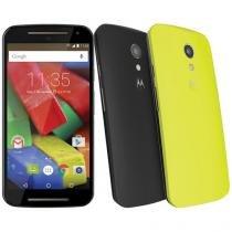 """Smartphone Motorola Moto G Colors 2ª Geração 16GB - Preto Dual Chip 4G Câm. 8MP Tela 5"""" Desbl. Claro"""