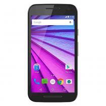 Smartphone Motorola Moto G Turbo 16GB 5.0 Polegadas 4G Android 6.0 Câmera 13MP Dual SIM - Motorola