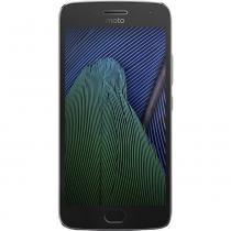 Smartphone Motorola Moto G5 Plus TV Digital XT1683 Octa-Core Android 7.0, Tela 5.2, 32GB, 12MP, 4G, Dual Chip Desbloqueado - Platinum -
