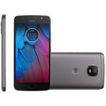 Smartphone Motorola Moto G5S, 32GB, Dual, 16MP, 4G, Platinum - XT1792 -