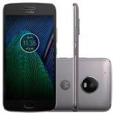 "Smartphone Motorola Moto G5s, Platinum, XT1792, Tela de 5.2"", 32GB, 16MP - Motorola"