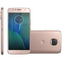 Smartphone Motorola Moto G5S Plus, 32GB, Dual, 4G, Ouro Rosê - XT1802 -