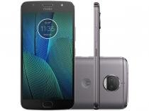 Smartphone Motorola Moto G5s Plus 32GB - Platinum Dual Chip 4G Câm. Duo 13MP + 13MP