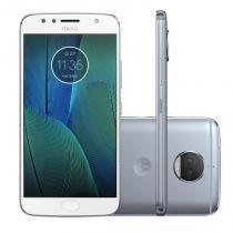 "Smartphone Motorola Moto G5s Plus Azul Topázio 5.5"" 4G Android 7.1 Octa-Core 2.0GHz - Motorola"