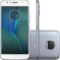 Smartphone Motorola Moto G5s Plus Azul Topázio XT1802 Tela de 5.5 32GB Câmera Dupla 13MP -