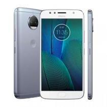 "Smartphone Motorola Moto G5s Plus, Azul Topázio, XT1802, Tela de 5.5"", 32GB, Câmera Dupla 13MP -"