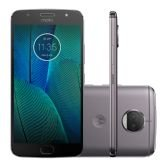 "Smartphone Motorola Moto G5s Plus, Platinum, XT1802, Tela de 5.5"", 32GB, Câmera Dupla 13MP -"