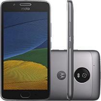 Smartphone Motorola Moto G5s Plus XT1802 Platinum 32GB, Tela 5.5, Dual Chip, TV Digital, Android 7 -