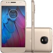 Smartphone Motorola Moto G5s XT1792 Ouro -