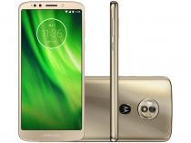 Smartphone Motorola Moto G6 Play 32GB Ouro Dual Chip 4G Câm 13MP + Selfie 8MP Flash Tela 5.7""