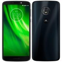 "Smartphone Motorola Moto G6 Play, Dual Chip, Indigo, Tela 5.7"", 4G+WiFi, Android 8.0 Oreo, 13MP, 32GB -"