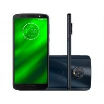 Smartphone Motorola Moto G6 Plus Dual Chip Android 8.0 Tela 5.9 Octa-Core 2.2 GHz 64GB 4G Câmera 12MP -
