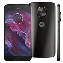 Smartphone Motorola Moto X4 32GB Tela 5.2 4G Câmera 12MP - Preto -