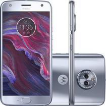 "Smartphone Motorola Moto X4 Dual Cam Tela 5.2"" Octa-Core 32GB 4G Câmera 12MP - Azul Topázio -"