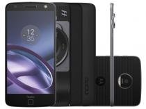 Smartphone Motorola Moto Z Power  Hasselblad True - Zoom Edition 64GB Preto e Grafite Dual Chip 4G