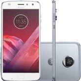 "Smartphone Motorola Moto Z2 Play, Azul Topázio, XT1710-07, Tela de 5.5"", 64GB, 12MP - Motorola"