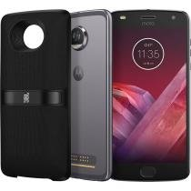 Smartphone Motorola Moto Z2 Play New Sound Edition XT1710-07 Platinum -