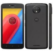 Smartphone Motorola Motoc C XT1754 Dual Chip 16GB Preto -