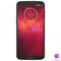 Smartphone Motorola Z3 Play Dual Chip Android 8.0 Tela 6 128GB 4G Câmera 12MP+5MP Dual Cam -