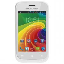 Smartphone Ms2 Branco Tela De 3,5 Pol P3291 Multilaser -