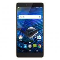 Smartphone Ms70 Octa Core 5.8Pol 16Mp 64Gb Dourado Nb265 Multilaser -