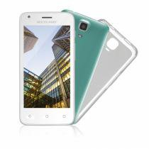 Smartphone Multilaser MS45S, Quad Core, Android, Tela 4.5, 8GB, 5MP, Desbloqueado - Branco - P9012 -