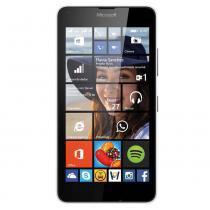 Smartphone Nokia Microsoft Lumia 5 Pol Branco 8GB Dual DTV Dual Chip com Windows Phone 8.1 3G Wi-Fi - Microsoft