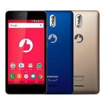 Smartphone Positivo S520 Twist M - Android 6.0 3g Wifi 5 Polegadas 16gb Câmera 8mp , Azul - 3900351 -